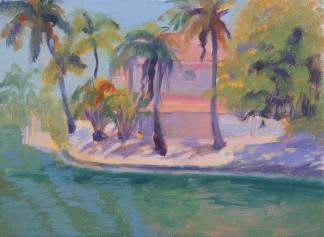 Sanibel Island Canal House