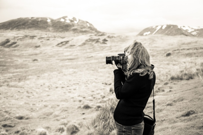 Photography in Scotland