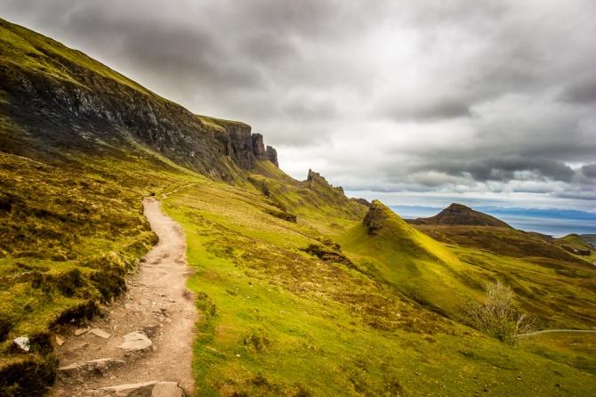 Quiraing Path