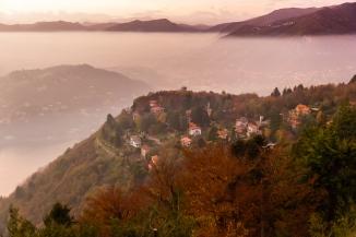 Overlooking Como